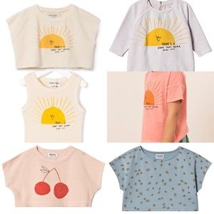 Looking for these Bobo Choses tops in 2/3+++